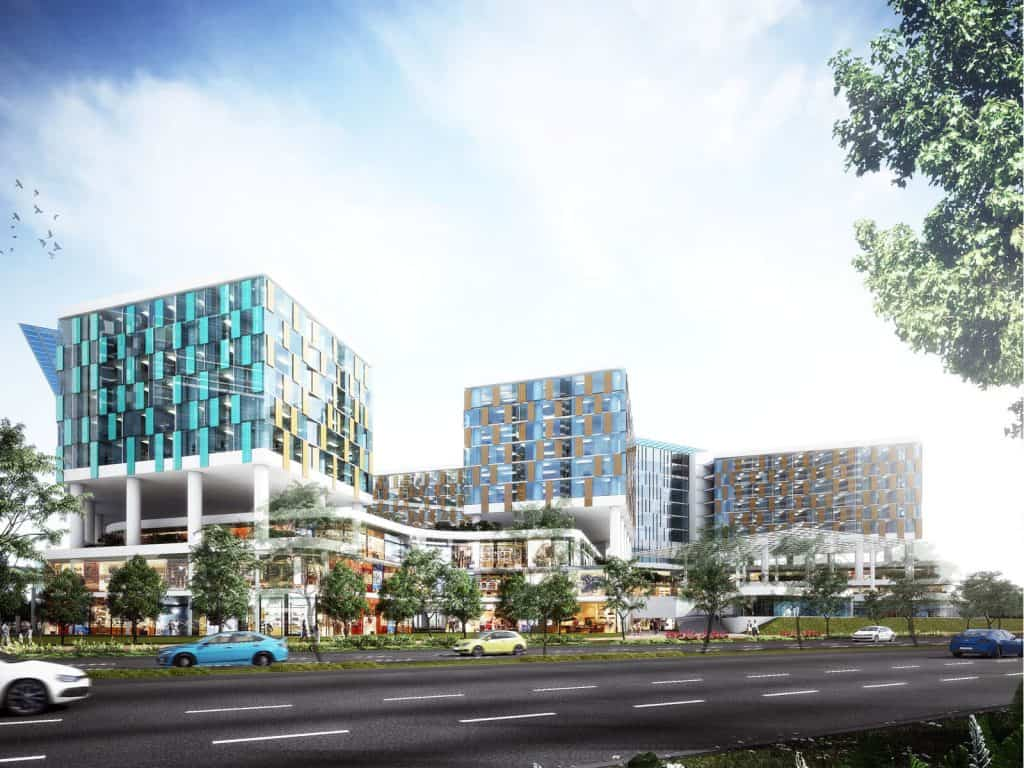 Bệnh viện Khu đô thị sinh thái Sala