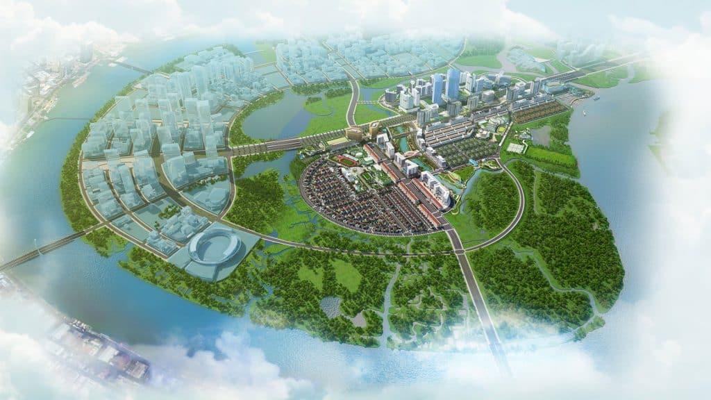 Khu đô thị Sinh Thái Sala