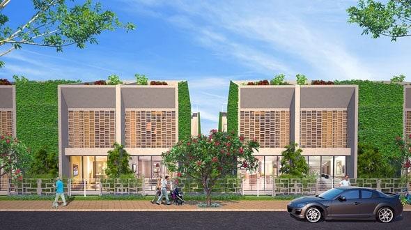 Nhà phố Hương Sen