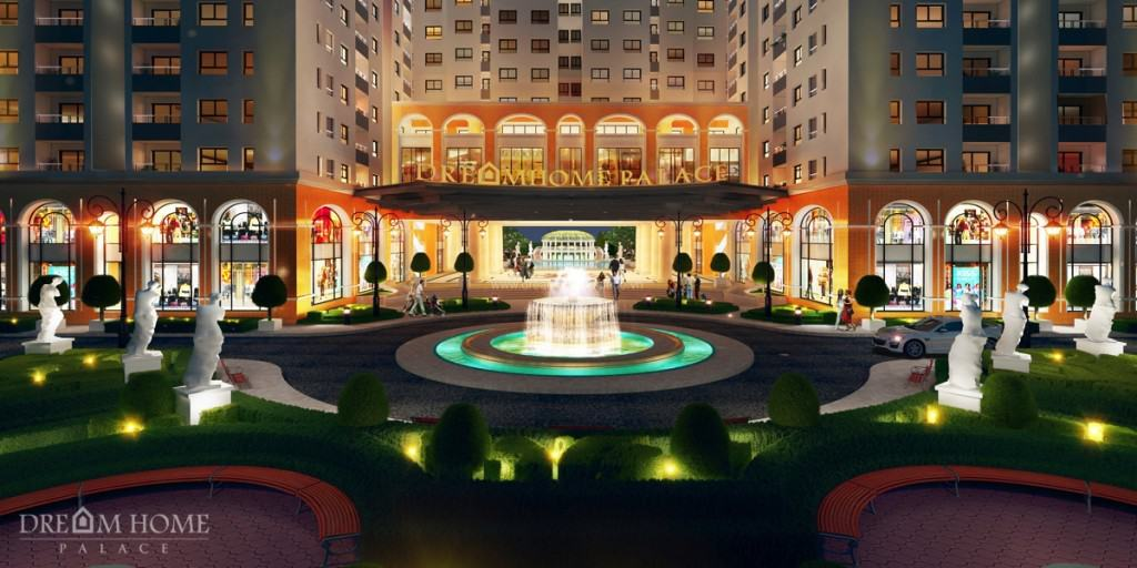 dream home palace Marble Fountain