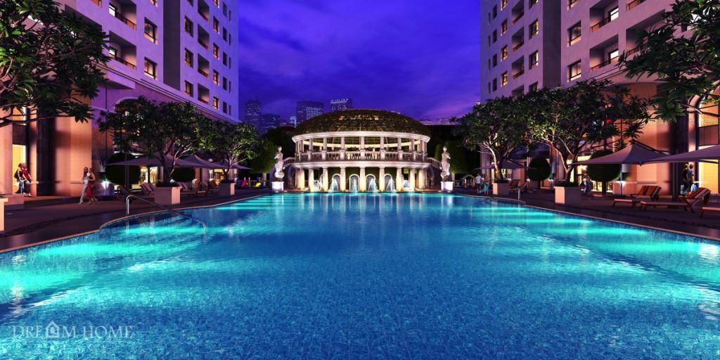 dream home palace Paradise Pool