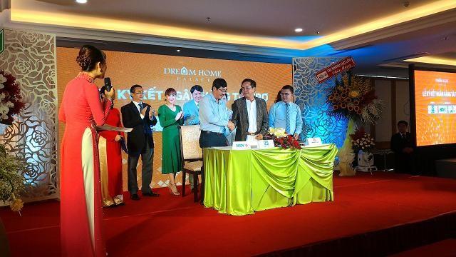 Lễ công bố thông tin Khu căn hộ biệt lập hàng đầu Q.8 - Dream Home Palace