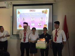 Sinh nhật tháng 02/2017 của cán bộ nhân viên DKRS