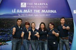Lễ ra mắt dự án The Marina – River City