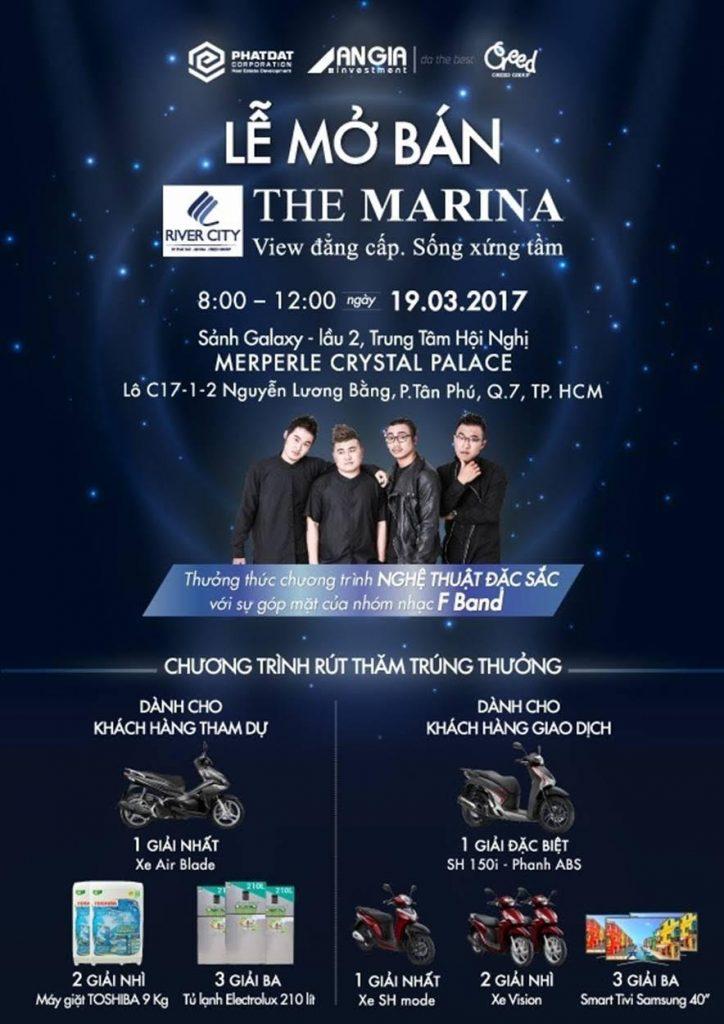 poster mo ban the marina