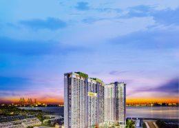 phoi canh river panorama