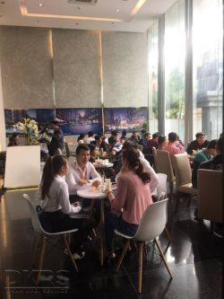 CAFE SÁNG CUỐI TUẦN CÙNG RIVER PANORAMA