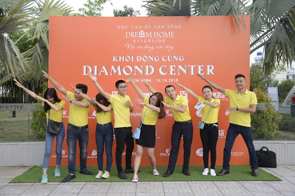 DKRS – KHỞI ĐỘNG CÙNG DIAMOND CENTER