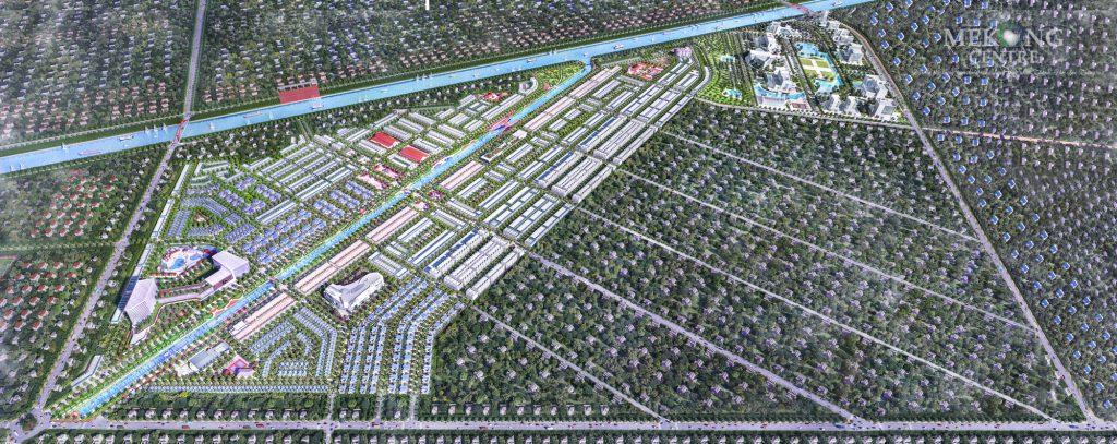 Mặt bằng dự án Mekong Centre Tp Sóc Trăng