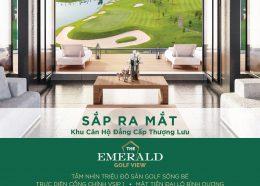 Dự án căn hộ The Emerald Golf View