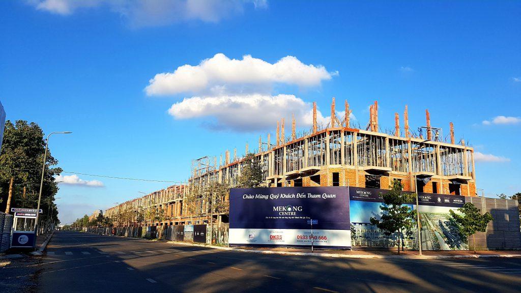 Mekong Centre là đại đô thị trung tâm kiểu mẫu đầu tiên đáng sống nhất tại thành phố Sóc Trăng với 39 tiện ích nội khu đỉnh cao