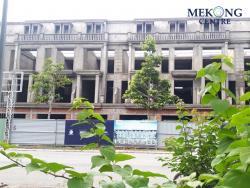 Cập nhật tiến độ dự án Mekong Centre tháng 8 2020