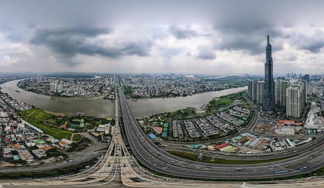 Năm 2021, đại dịch Covid-19 vẫn tiếp tục ảnh hưởng xấu tới nền kinh tế trong nước, dù vậy, bất động sản vẫn được nhiều chuyên gia đánh giá là kênh đầu tư an toàn. Ảnh minh họa: Phạm Nguyễn
