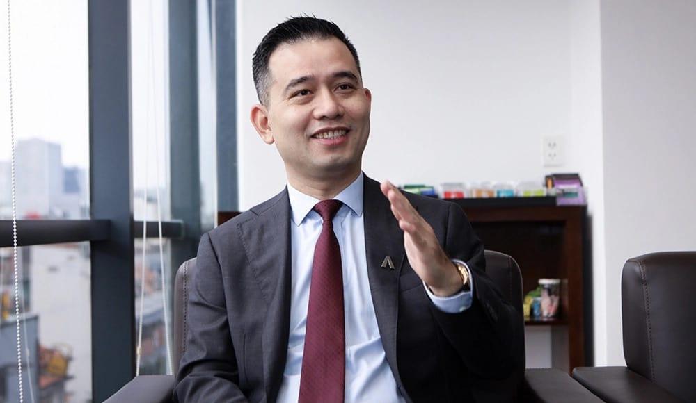Ông Nguyễn Trung Tín - Phó Chủ tịch HĐQT, Phó Tổng giám đốc Tập đoàn Bất động sản An Gia