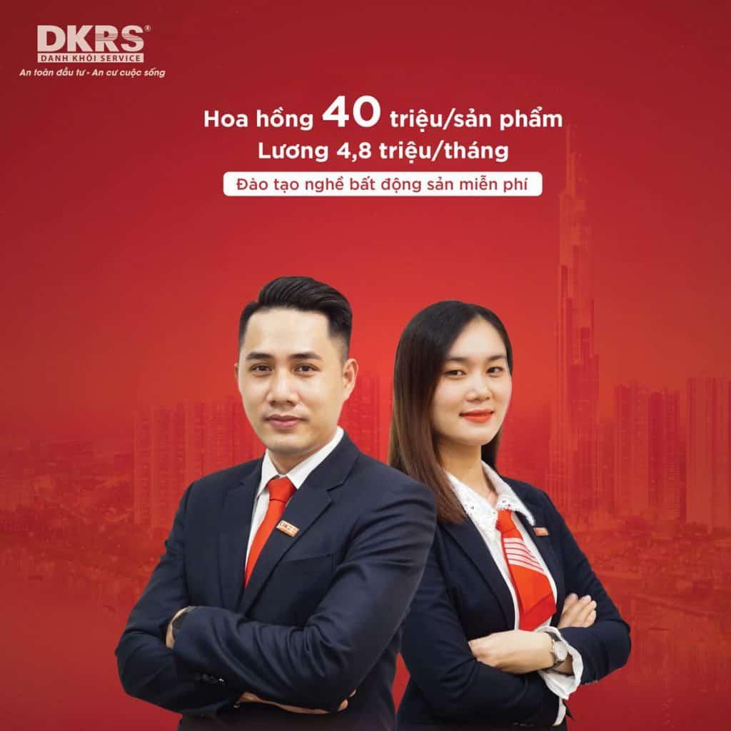 DKRS tuyển dụng thành phố sóc trăng