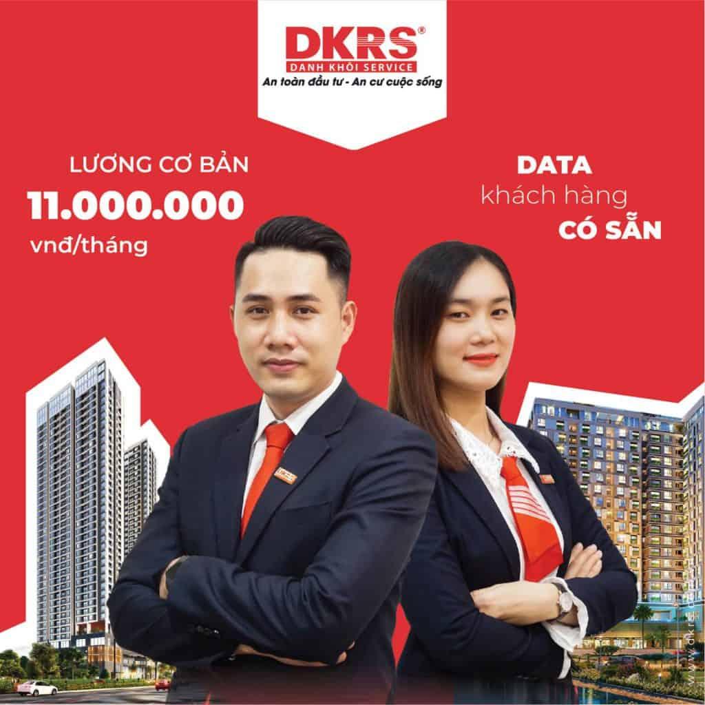 danh khôi - DKRS tuyển dụng