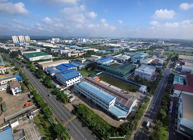 Tân Uyên sở hữu nhiều khu công nghiệp, cụm công nghiệp trọng điểm