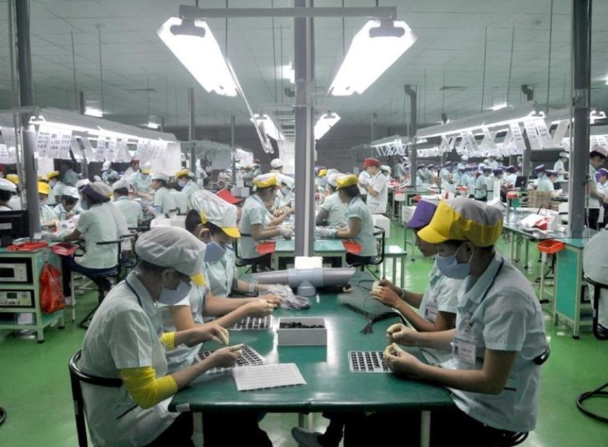 Công nghiệp Bình Dương