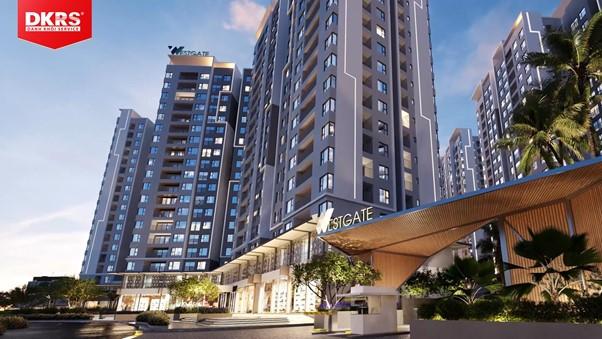 Dự án căn hộ West Gate Bình Chánh